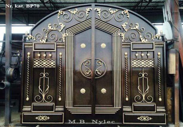 ekskluzywna brama pełna bp70